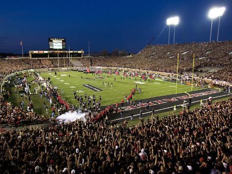 Texas Tech University - Jones AT&T Stadium Photo