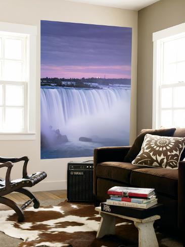 Niagara Falls, Ontario, Canada Giant Art Print