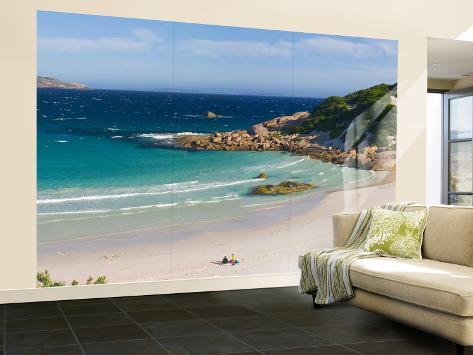 Twilight beach esperance western australia australia for Australian mural