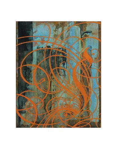 Whirlwind Art Print