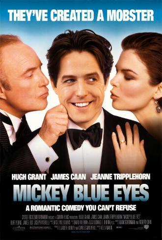 Mickey Blue Eyes (Video Release) Póster