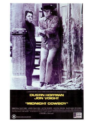 Midnight Cowboy, 1969 Art Print