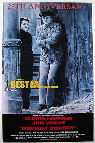 Midnight Cowboy Original Poster