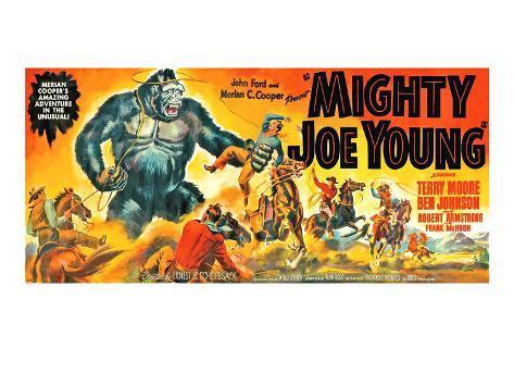 Mighty Joe Young, 1949 Foto