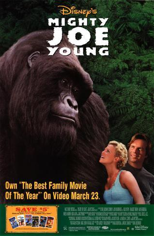 Mighty Joe Young Original Poster