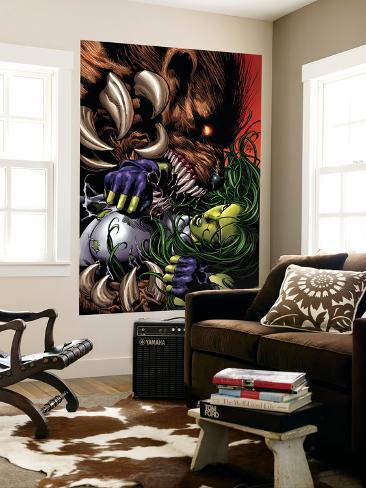 She-Hulk No.35 Cover: She-Hulk and Ursa Major Outro