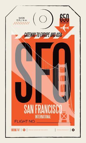 San Francisco Serigraph