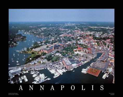 Annapolis, Maryland Art Print