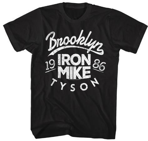 8ef963bc2 Mike Tyson- Iron Mike T Shirts na AllPosters.com.br