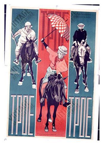 Trio Giclee Print