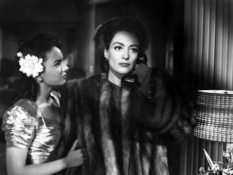 Mildred Pierce, Ann Blyth, Joan Crawford, 1945 写真