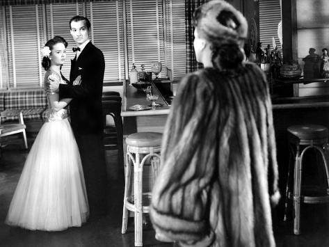 Mildred Pierce, Ann Blyth, Zachary Scott, Joan Crawford, 1945 Valokuva