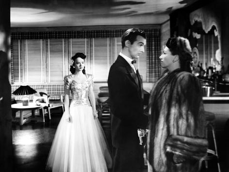 Mildred Pierce, Ann Blyth, Zachary Scott, Joan Crawford, 1945 Photo