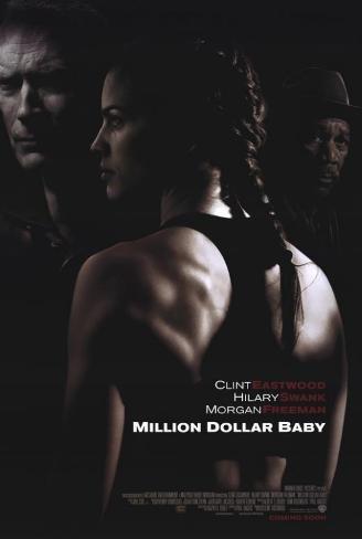Million Dollar Baby Lámina maestra