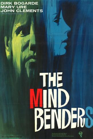 Mind Benders (The) Art Print