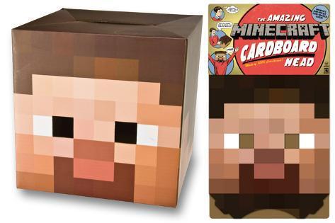 Minecraft - Steve Head Mask
