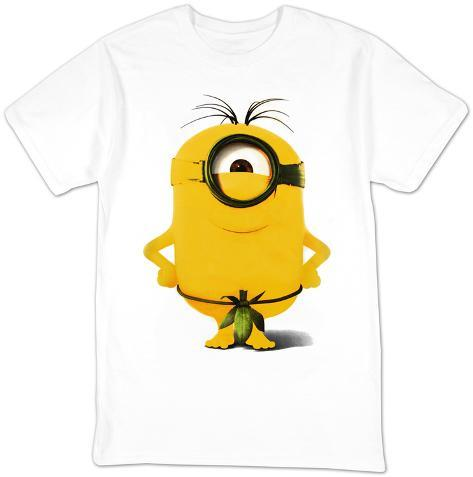 Minions- Prehistoric Au Naturel T-Shirt