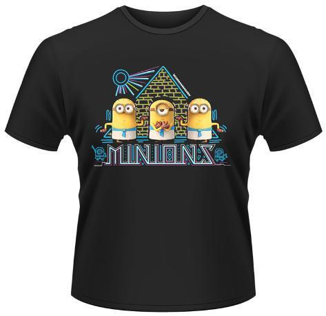 Minions- Walk like an Egyptian T-Shirt