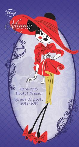 Minnie Mouse - 2014 Pocket Planner Calendar Calendars