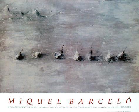 Paysage Avec Sept Fruits, 1989 Lámina coleccionable