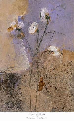 Flowers of June Series I Art Print