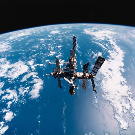 mir space station tracker - photo #8