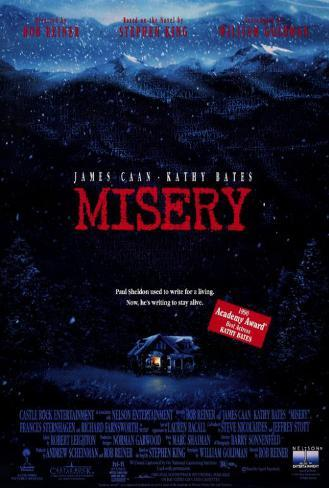 Misery Pôster