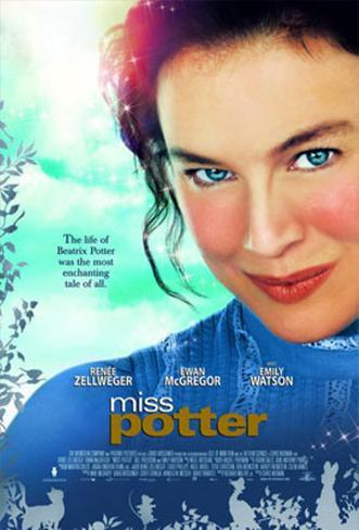 Miss Potter Dubbelsidig poster