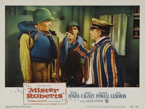 Mister Roberts, 1955 Art Print