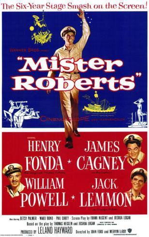 Mister Roberts Masterprint