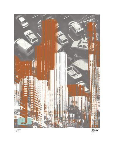 Days Go By II Giclee Print