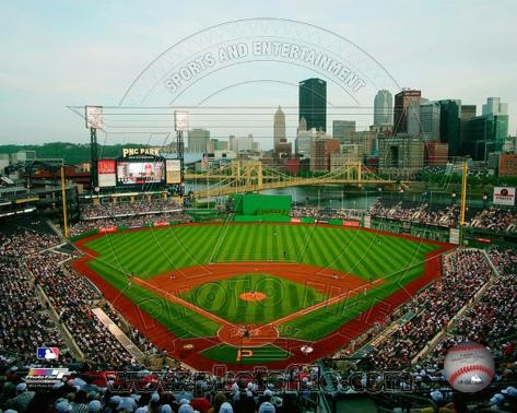 MLB PNC Park 2010 Photo