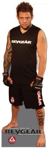 MMA Fighters - Babalu Lifesize Standup Cardboard Cutouts