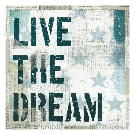 American Dream I Art Print