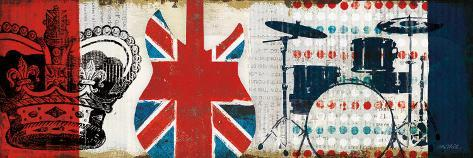 British Invasion II Art Print