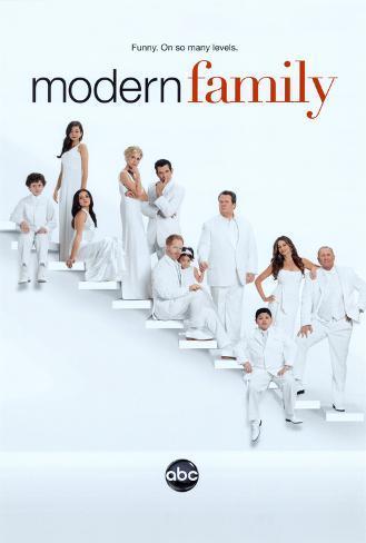 Modern family tv prints for Modern family printer