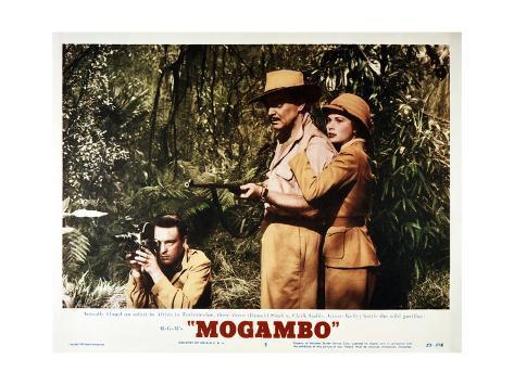 Mogambo Art Print