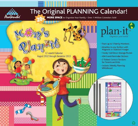 Mom's Christian - 2013 Plan-It Calendar Calendars