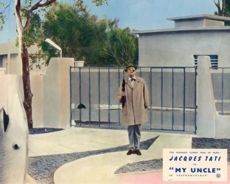 Mon oncle (1958) Foto