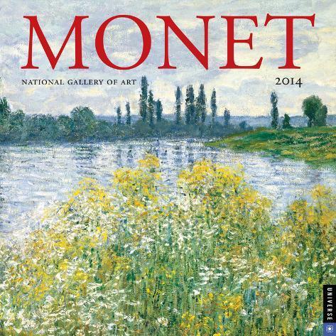 Monet - 2014 Calendar Calendars
