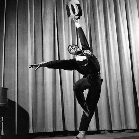 Arthur Mitchell - 1955 Photographic Print