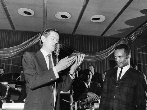 Quincy Jones - 1961 Photographic Print