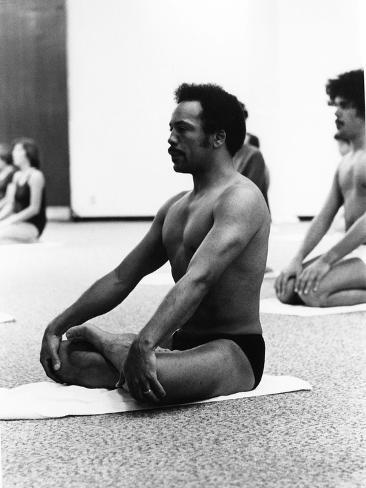 Quincy Jones - 1976 Photographic Print