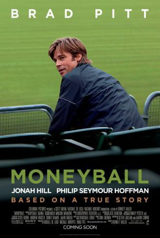 Moneyball Double-sided poster