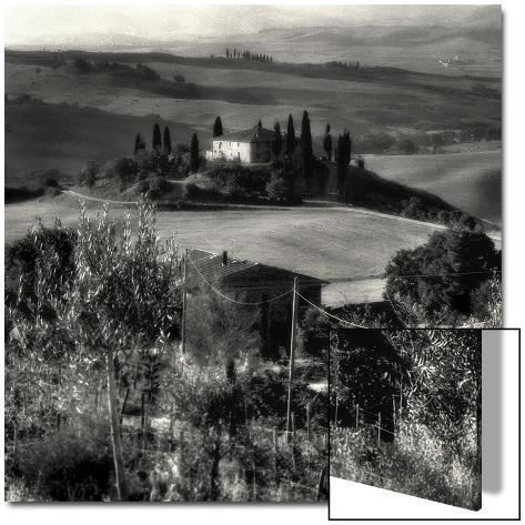 Tuscany Art on Acrylic