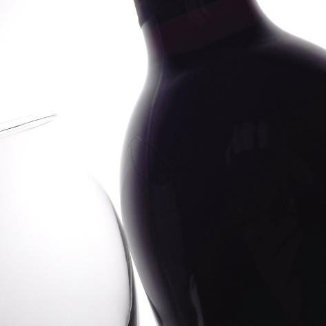 Wine Curves III Valokuvavedos