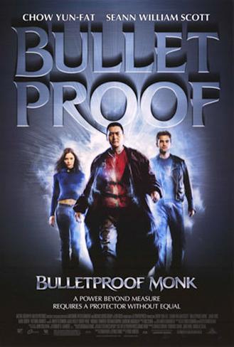 monje - Bulletproof Monk, El Póster