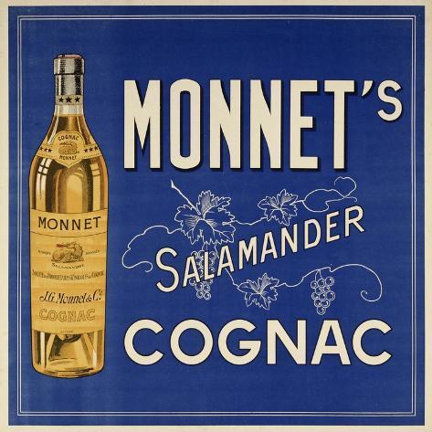 Monnet's Giclée-vedos