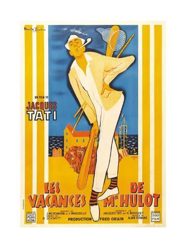 Monsieur Hulot's Holiday, 1953,