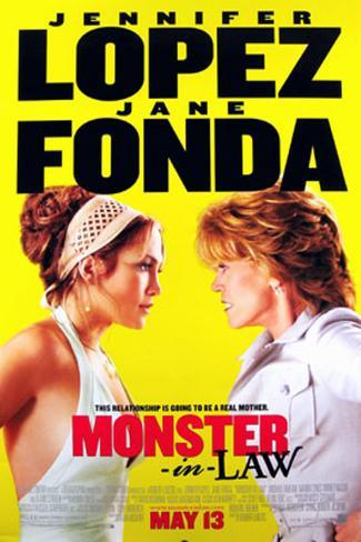 Monster In Law Original Poster